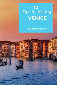 12 tips for visiting venice