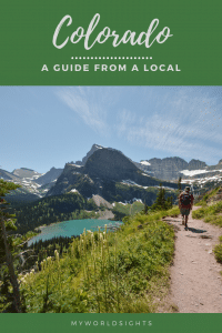 Colorado Guide from a local