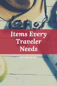 Items Every Traveler Needs