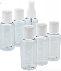 travel liquids bottles