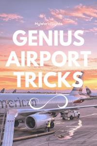 Genius airport tricks