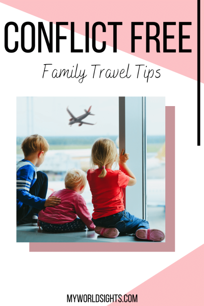 conflict free family travel